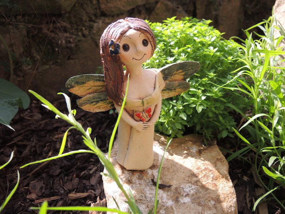 mini-Elfí-víla-20cm -keramika-andee